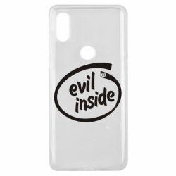 Чохол для Xiaomi Mi Mix 3 Evil Inside