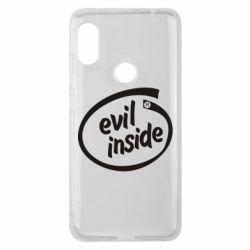 Чохол для Xiaomi Redmi Note Pro 6 Evil Inside