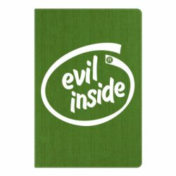 Блокнот А5 Evil Inside