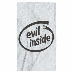 Полотенце Evil Inside