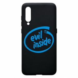 Чехол для Xiaomi Mi9 Evil Inside
