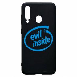 Чехол для Samsung A60 Evil Inside
