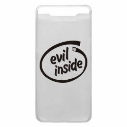 Чехол для Samsung A80 Evil Inside