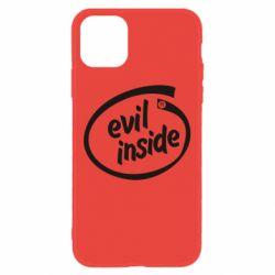 Чехол для iPhone 11 Evil Inside