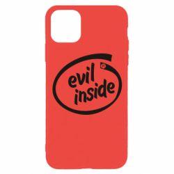 Чехол для iPhone 11 Pro Evil Inside