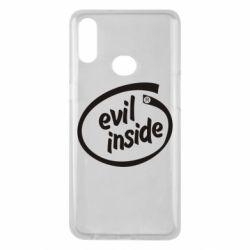 Чехол для Samsung A10s Evil Inside