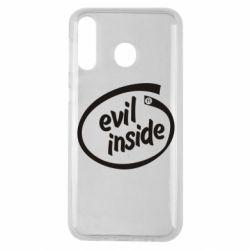 Чехол для Samsung M30 Evil Inside