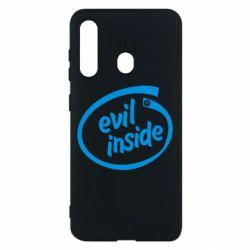 Чехол для Samsung M40 Evil Inside