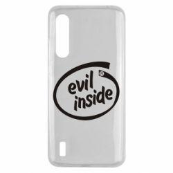 Чохол для Xiaomi Mi9 Lite Evil Inside