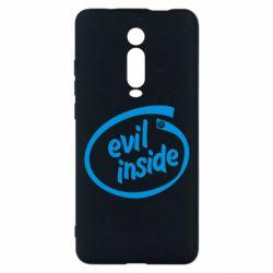 Чехол для Xiaomi Mi9T Evil Inside