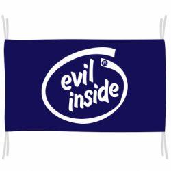 Прапор Evil Inside