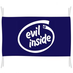 Флаг Evil Inside