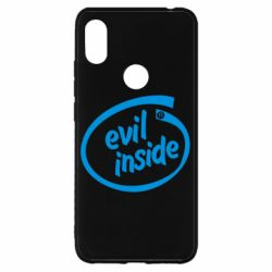 Чохол для Xiaomi Redmi S2 Evil Inside