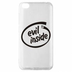 Чохол для Xiaomi Redmi Go Evil Inside