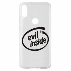 Чехол для Xiaomi Mi Play Evil Inside