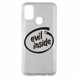 Чехол для Samsung M30s Evil Inside