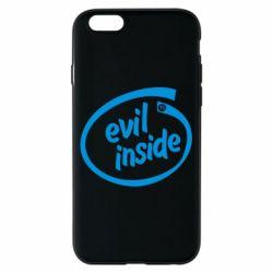 Чехол для iPhone 6/6S Evil Inside