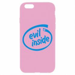 Чехол для iPhone 6 Plus/6S Plus Evil Inside