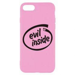 Чехол для iPhone 7 Evil Inside