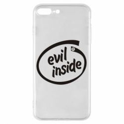 Чехол для iPhone 7 Plus Evil Inside