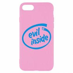 Чехол для iPhone 8 Evil Inside