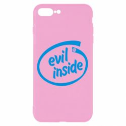 Чехол для iPhone 8 Plus Evil Inside
