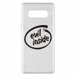 Чехол для Samsung Note 8 Evil Inside