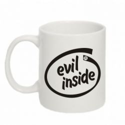 Кружка 320ml Evil Inside - FatLine
