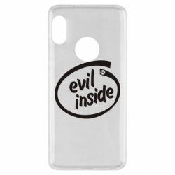 Чохол для Xiaomi Redmi Note 5 Evil Inside