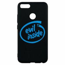 Чехол для Xiaomi Mi A1 Evil Inside