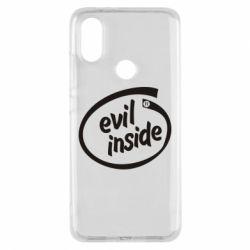 Чехол для Xiaomi Mi A2 Evil Inside