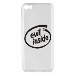 Чохол для Xiaomi Mi5/Mi5 Pro Evil Inside