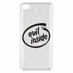 Чехол для Xiaomi Mi 5s Evil Inside