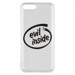 Чохол для Xiaomi Mi6 Evil Inside