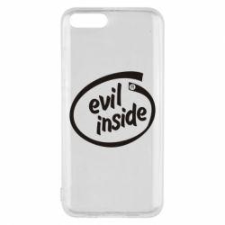 Чехол для Xiaomi Mi6 Evil Inside
