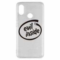 Чохол для Xiaomi Mi8 Evil Inside