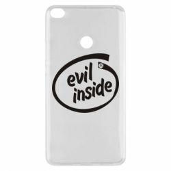 Чохол для Xiaomi Mi Max 2 Evil Inside