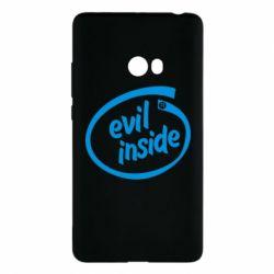 Чохол для Xiaomi Mi Note 2 Evil Inside