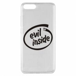 Чохол для Xiaomi Mi Note 3 Evil Inside