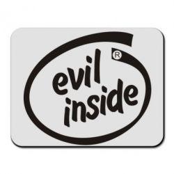 Коврик для мыши Evil Inside - FatLine