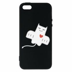 Чехол для iPhone5/5S/SE Evil Love