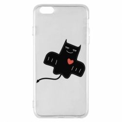 Чехол для iPhone 6 Plus/6S Plus Evil Love