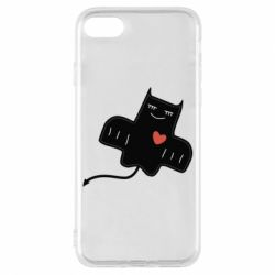 Чехол для iPhone 8 Evil Love