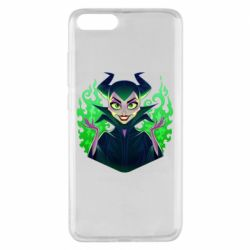 Чехол для Xiaomi Mi Note 3 Evil Maleficent