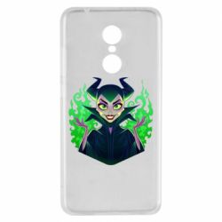 Чехол для Xiaomi Redmi 5 Evil Maleficent