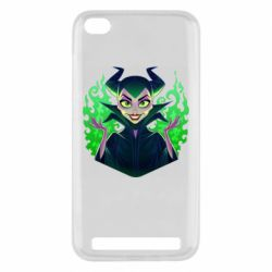 Чехол для Xiaomi Redmi 5A Evil Maleficent
