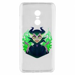 Чехол для Xiaomi Redmi Note 4 Evil Maleficent
