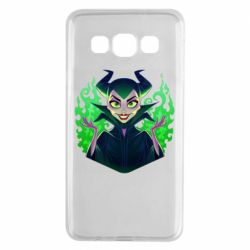 Чехол для Samsung A3 2015 Evil Maleficent