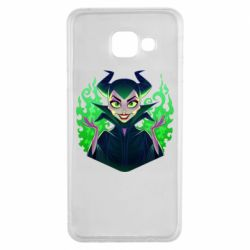 Чехол для Samsung A3 2016 Evil Maleficent