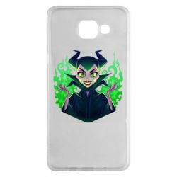 Чехол для Samsung A5 2016 Evil Maleficent